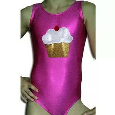 b813e06a2 Movie Popcorn Gymnastics Leotard for Halloween