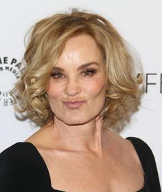 Jessica Lange did a duckface before everyone else!