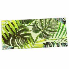"Alison Coxon ""Jungle Green"" Green Yellow Desk Mat"
