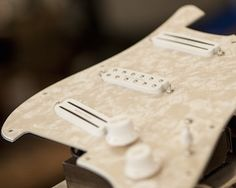 Seymour Duncan Dave Murray Loaded Pickguard