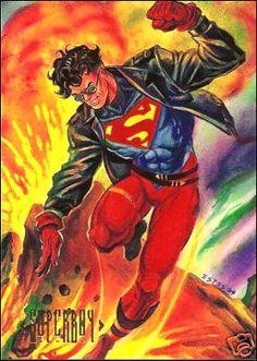 Superboy (DC Master Series)