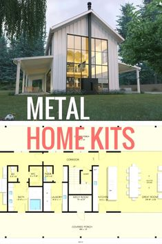 22 best prefab metal homes images diy ideas for home future house rh pinterest com