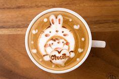 SNSで紹介したくなる!「Cafe Choco Tea」ふわもこアートに胸キュン♪【埼玉県】
