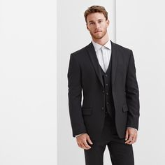 Stock your wardrobe with these suit staples, which makes smart style look easy.