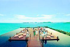 極上リゾートで贅沢なバータイム!行ってみたい世界のビーチバー7選