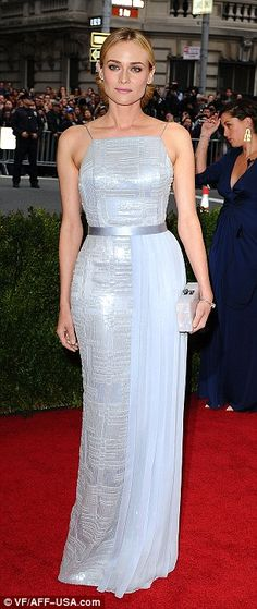 Diane Kruger - Met Gala