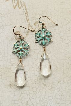 Lookie ... It's Spring at Chick's Picks March 14-17! Just Beautiful! Earrings