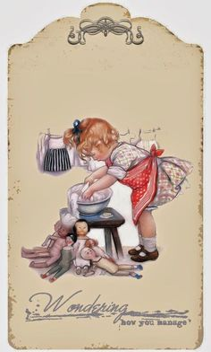 Imprimolandia: Etiquetas vintage Vintage Abbildungen, Vintage Crafts, Vintage Labels, Vintage Dolls, Vintage Sewing, Vintage Posters, Vintage Antiques, Vintage Pictures, Vintage Images