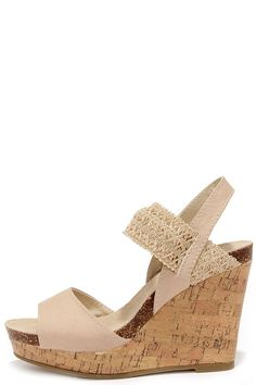 4c1e8baf9ac649 Madden Girl Feliciti Natural Wedge Sandals