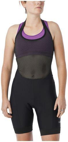 Giro Chrono Expert Halter Bib - Women s Black Small. Breathable mesh upper.  Compression leg 094f26d8e