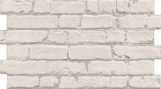 Dove White Painted Brick Effect Tiles from Walls and Floors