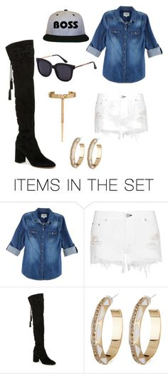 """Rihanna again"" by torie-richards ❤ liked on Polyvore featuring art"
