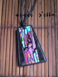 N°35 - pendentif - Terre d'Effa, The shop! - Fait Maison