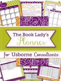 Usborne Consultant Planner