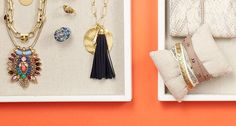 Host a trunk show, jewelry party or work from home as a Stella & Dot stylist! Shop our online collection of fashion jewelry, costume jewelry & accessories. www.stelladot.com/sites/brookemschaffer