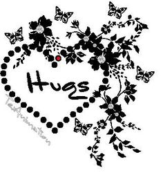 696 best hugs pass them on images hug messages cuddle Construction Worker Clip Art Black and White hugs
