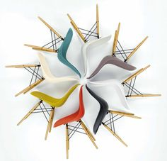 Charles& Ray Eamesdesign exhibition which is held by Vitra International in honour of 100th birthday of Charles Eames and organized...