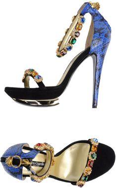 ALBERTO GUARDIANI: Platform Sandals @Lyst