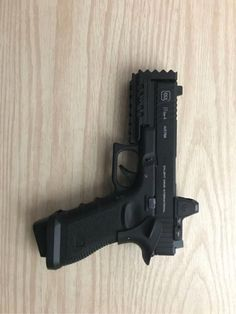 Airsoft hub is a social network that connects people with a passion for airsoft. Talk about the latest airsoft guns, tactical gear or simply share with others on this network Airsoft Guns, Weapons Guns, Guns And Ammo, Rifles, Armas Airsoft, Armas Ninja, Custom Guns, Glock 17 Custom, By Any Means Necessary