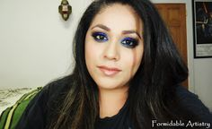 FormidableArtistry: Sparkle The Night Away - The You Generation Makeup Entry