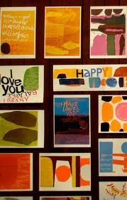 Sister Corita Kent; love her use of colour