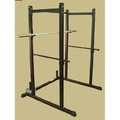 Power Rack Low Ceiling With Rod
