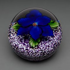 Pretty Glass Paper Weights