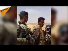 Irak: Geheimes Lager von IS-Elitentruppen aufgeflogen - Exklusiv-Video