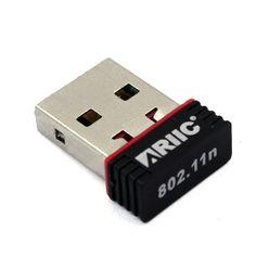 ARIIC AR-N8508 Mini 802.11B/G/N 150M Wi-Fi Nano USB 2.0 Wireless Adapter Dongles by ARIIC. $7.99