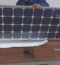 A very interesting development is the availability of guides/video tutorials, on how to make your own solar panels, a huge saving.