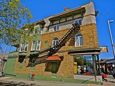 Iona Mansions - Hintonburg, Ottawa