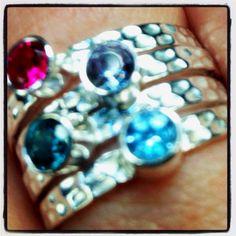 My family ring.  @amycornwell  I. Love. It.