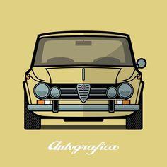 """""""Mi piace"""": 84, commenti: 3 - Autografica Classico (@autografica) su Instagram: """"Alfa Romeo 1600 Giulia Super 1972 #alfa #alfaromeo #alfaromeo105 #alfaromeogiulia #alfa105…"""" Alfa Romeo Gtv, Alfa Romeo Giulia, Classic Cars, 3, Vehicles, Instagram, Vintage Classic Cars, Car, Classic Trucks"""
