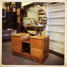 ANOUK offers an eclectic mix of vintage/retro furniture & décor.  Visit us: Instagram: @AnoukFurniture  Facebook: AnoukFurnitureDecor   May 2015, Cape Town, SA. Dressing Table, Cape Town, Decoration, Liquor Cabinet, Art Deco, Photo And Video, Facebook, Storage, Instagram