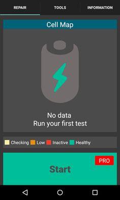 Repair Battery Life - screenshot