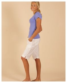Park Avenue Pedal Pusher from Fresh Produce Clothing - my favorite shorts