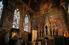 Self-guided walk and walking tour in Brugge: Places of Worship in Brugge, Brugge, Belgium, Self-guided Walking Tour (Sightseeing)