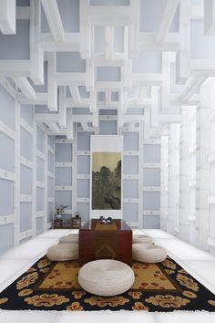 Beijing TEA HOUSE©Koji Fujii/Nacasa & Partners Inc.