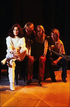 ABBA Rehearsal Top Club in France 1979