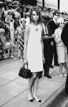 Jean Shrimpton 1965