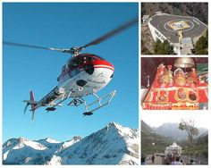 Chardham Yatra, Tour By Helicopter - Find Pilgrimage tour packages in Delhi. Post free classified ads for Pilgrimage tour packages in Delhi on Click. Mata Vaishno Devi, Helicopter Tour, Travel Companies, Pilgrimage, Luxury Travel, Vacation Trips, Fighter Jets, Aviation, Aircraft