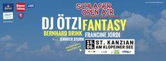 Francine Jordi, Open Air, Dj, Events, Stars