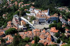 Sintra Portugal~Classic fairy tail in the hills
