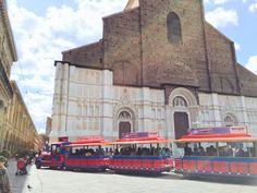 Piazza Maggiore nel Bologna, Emilia-Romagna