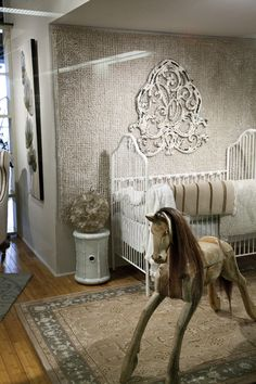 Beautiful Baby Rooms- not sure what it is about this room, but it's gorgeous!