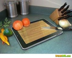 Your Cooking eTable