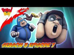 BoBoiBoy TERBARU Season 3 Episode 7: Rompakan Rob, Robert & Roberto Sant...