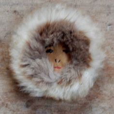 Your place to buy and sell all things handmade Alaskan Brown Bear, Inuit Art, Turquoise Glass, Sweater Coats, Vintage Flowers, School Bags, Vintage Items, Felt, Carving