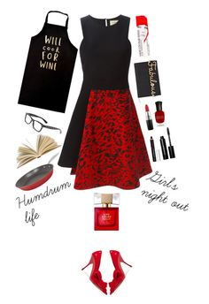"""Let Your Hair Down'"" by dianefantasy ❤ liked on Polyvore featuring Dolce&Gabbana, Bobbi Brown Cosmetics, FAUSTO PUGLISI, Miu Miu, MAC Cosmetics, Givenchy, Charlotte Olympia, Deborah Lippmann, ORLY and Kate Spade"
