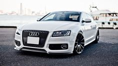 Love audi, every single one of the new body styles!